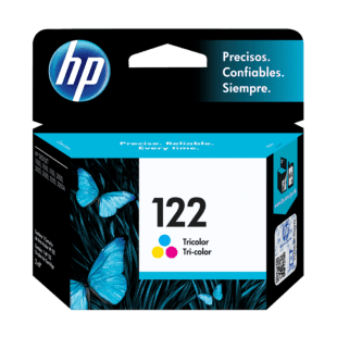 Cartucho de Tinta HP 122 Tricolor Original