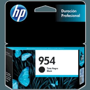Cartucho de Tinta HP 954 Negra Original
