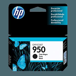 Cartucho de Tinta HP 950 Negra Original