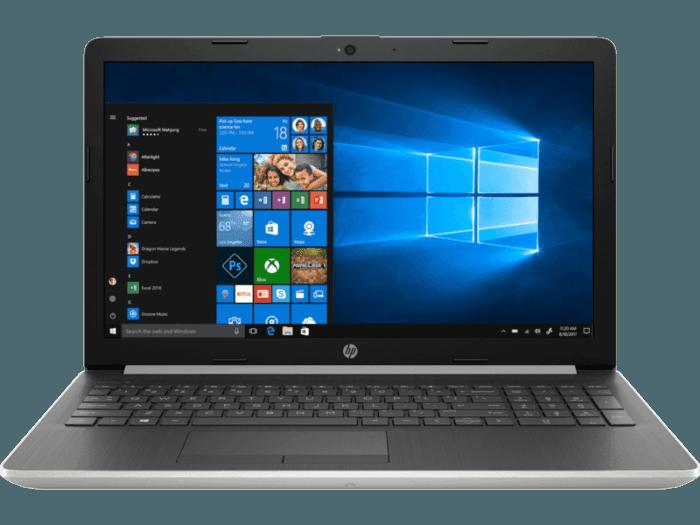 Notebook HP 15-da1093la