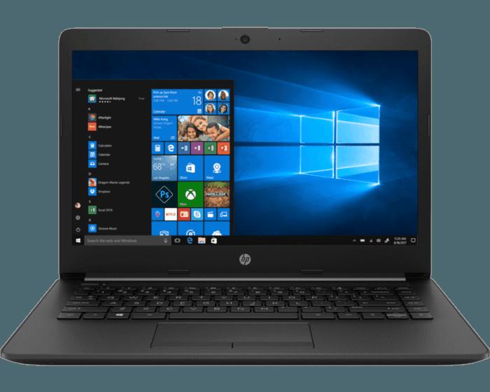 Notebook HP 14-cm0120la