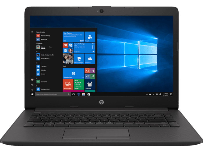 Notebook HP 240 G7 (27R70LT)