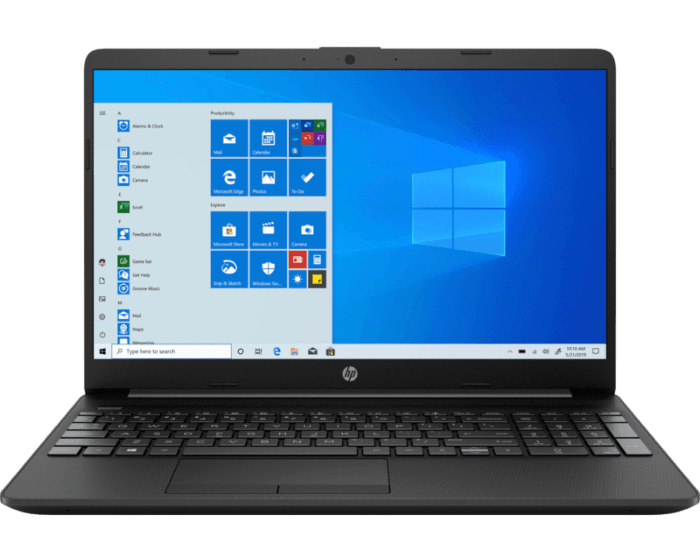 Notebook HP 15-gw0024la