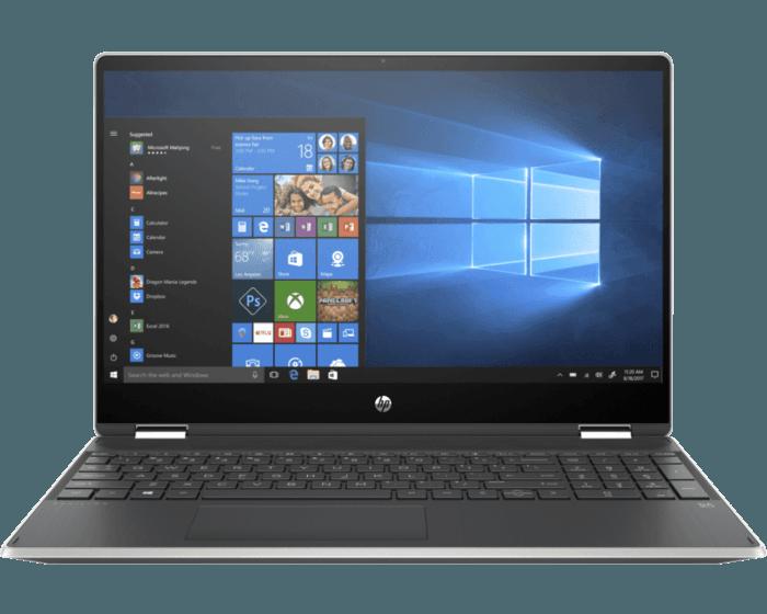 Notebook HP Pavilion x360 Convertible 15-dq1003la