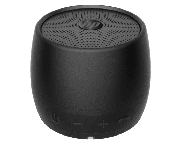 Altavoz Negro HP 360 Bluetooth®