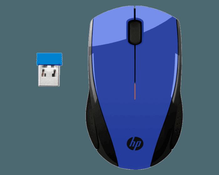 Mouse Inalámbrico HP X3000 Azul