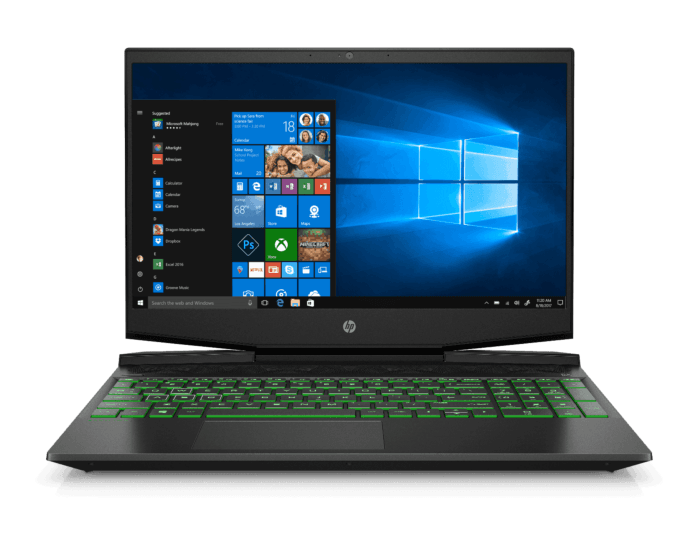 Notebook HP Pavilion Gaming 15-dk1022la