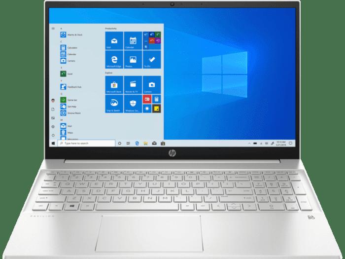 Notebook HP Pavilion 15-eh0005la