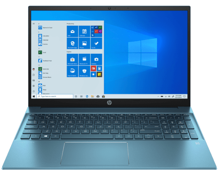 Notebook HP Pavilion 15-eh0010la