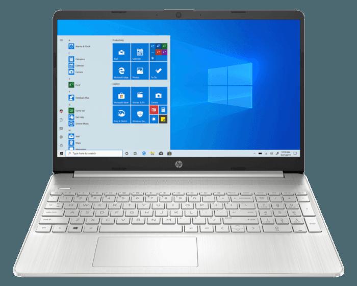 Notebook HP 15-ef1018la
