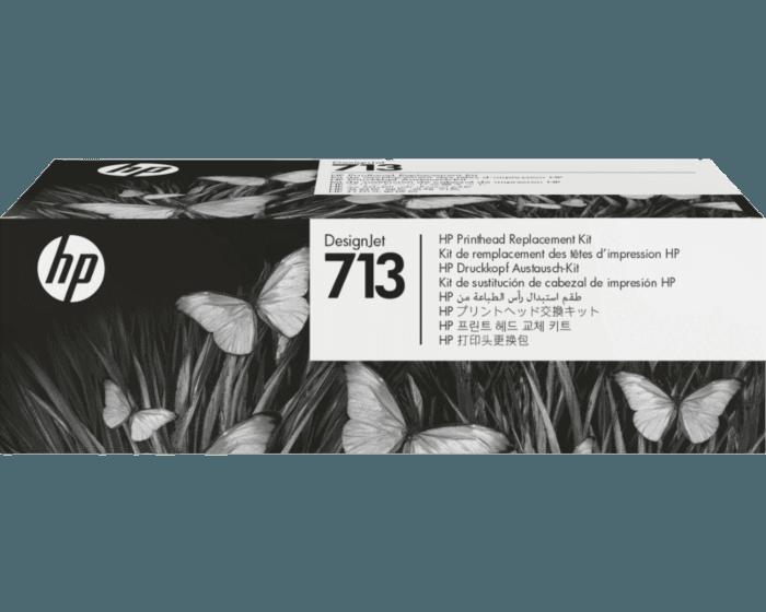 Kit de Repuesto de Cabezal de Impresión HP 713 DesignJet Original