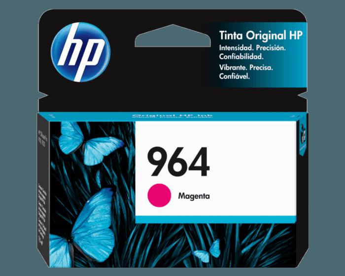 Cartucho de Tinta HP 964 Magenta Original