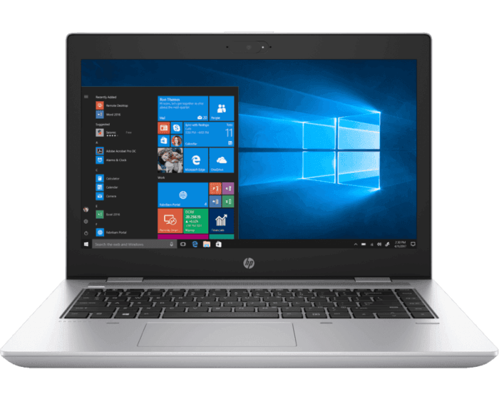 Notebook HP ProBook 640 G4