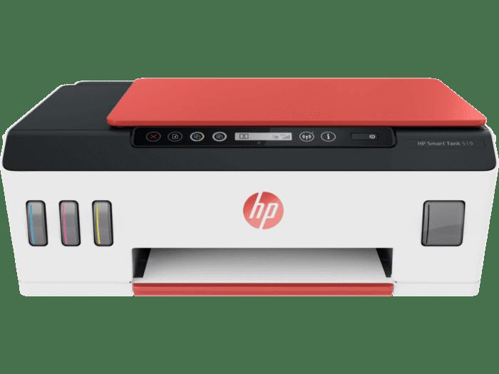 Impresora Multifuncional HP Smart Tank 519