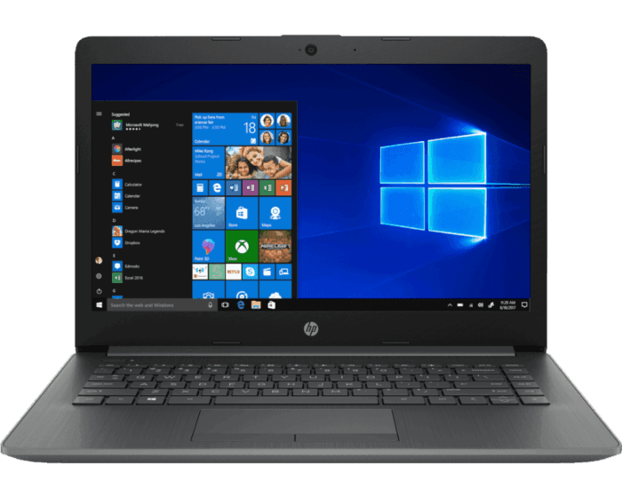 Notebook HP 14-cm1023la