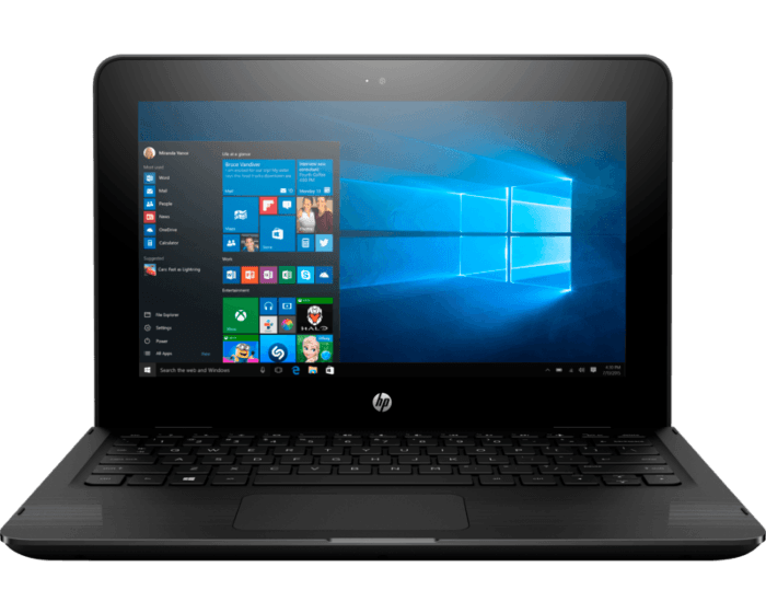 Notebook HP x360 11-ab101la
