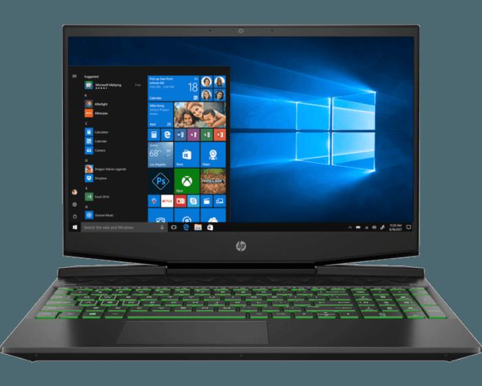 Notebook HP Pavilion Gaming 15-dk0007la
