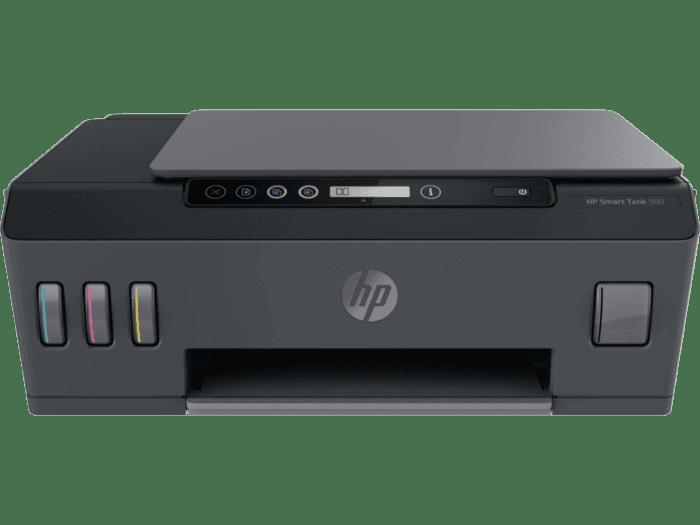 Impresora Todo-en-uno HP Smart Tank 500