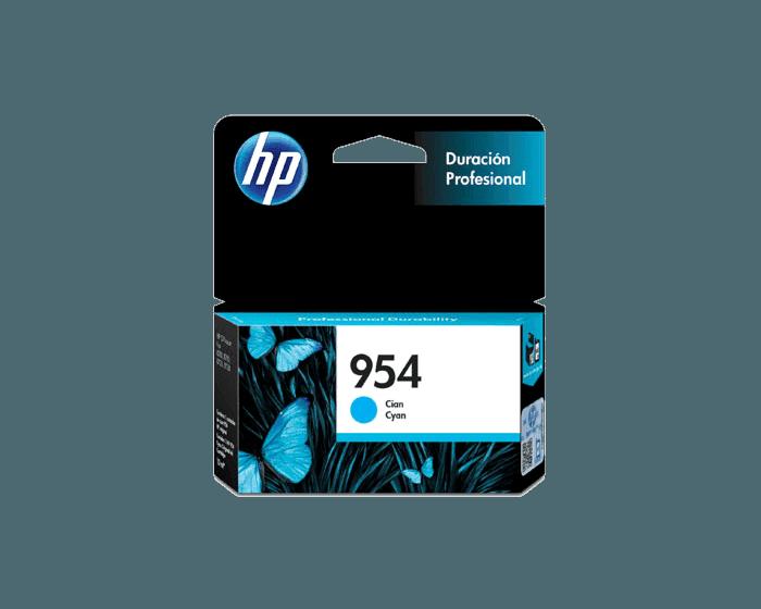 Cartucho de Tinta HP 954 Cian Original