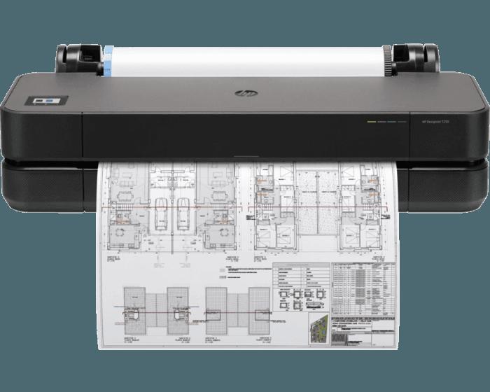 Impresora HP DesignJet T250 de 24 pulgadas