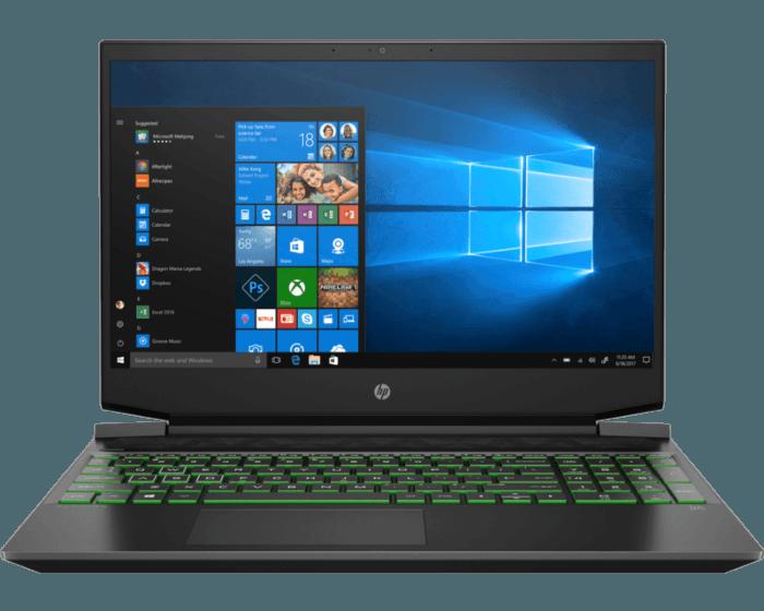 Notebook HP Pavilion Gaming 15-ec0001la
