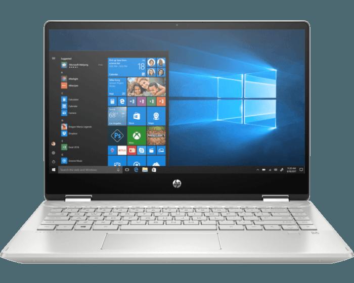Notebook HP Pavilion x360 14-dh1004la