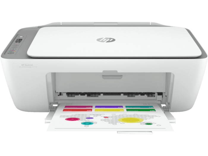 Impresora Multifuncional HP Deskjet Ink Advantage 2775