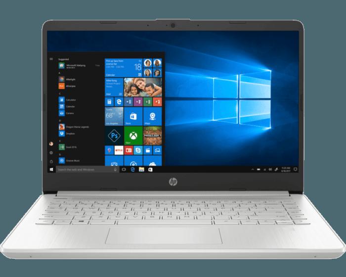 Notebook HP 14-dq0008la