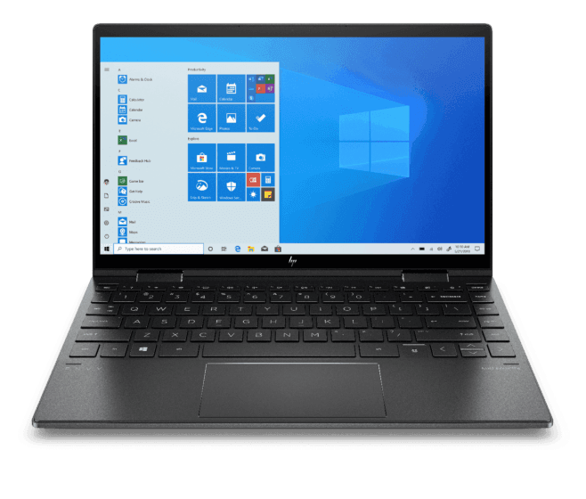 Notebook HP ENVY x360 Convertible 13-ay0102la