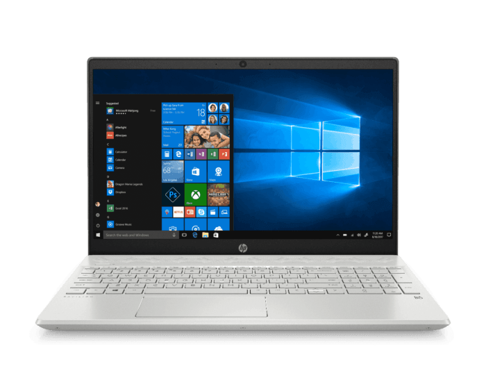 Notebook HP Pavilion 15-cw1021la