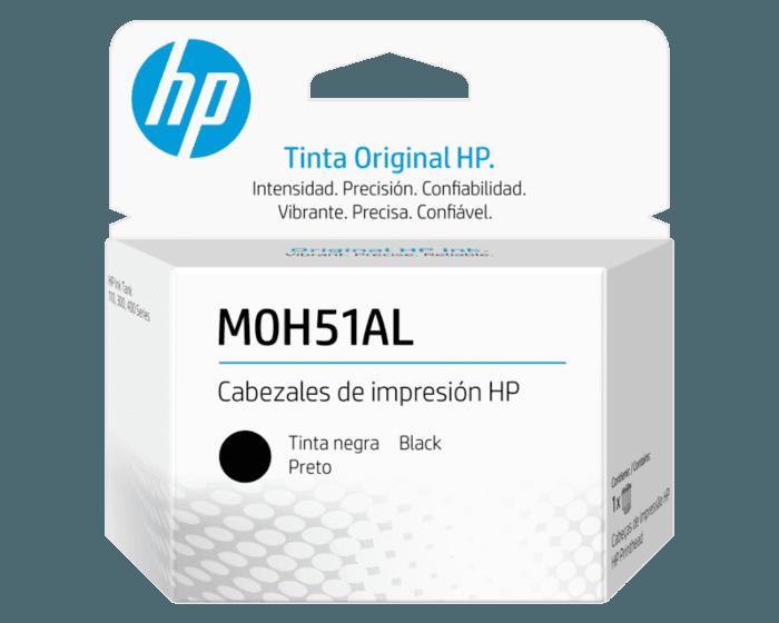 Cabezal de Impresión HP de Sustitución Negro