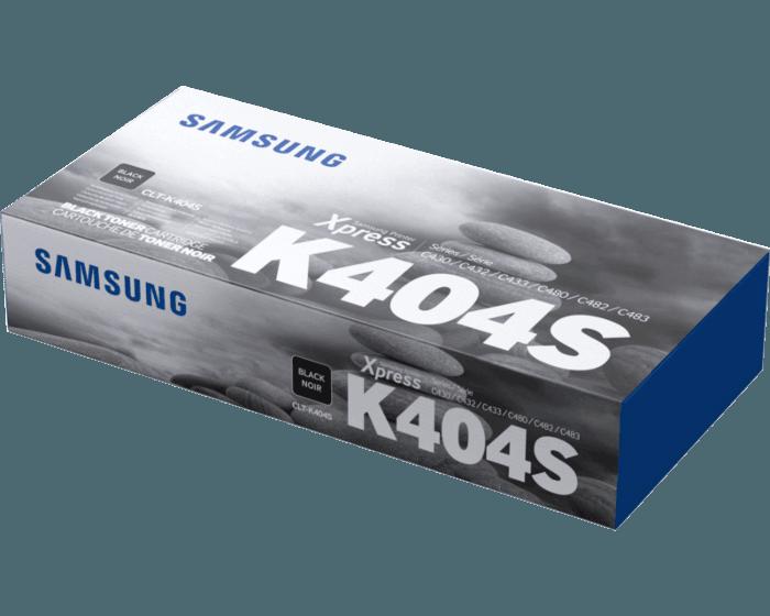 Cartucho de Tóner Samsung CLT-K404S negro