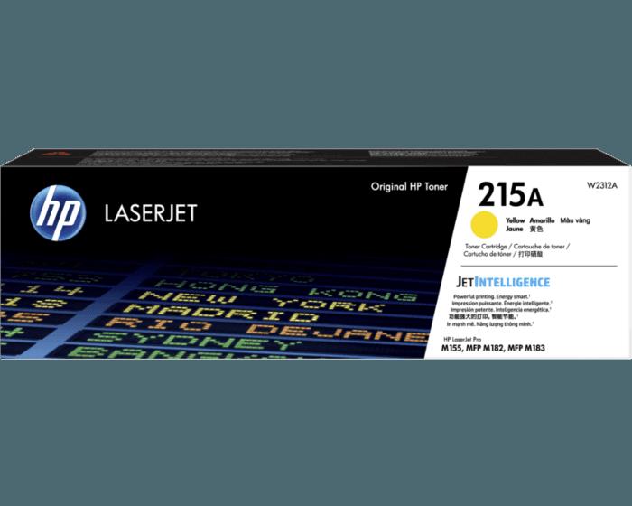 Cartucho de Tóner HP 215A Amarillo LaserJet Original