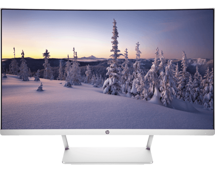 Monitor Curvo HP 27 de 27