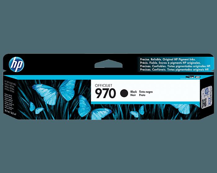 Cartucho de Tinta HP 970 Negra Original