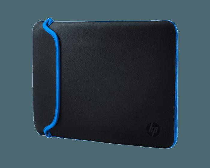 Funda de Neopreno HP Negra/Azul de 15.6
