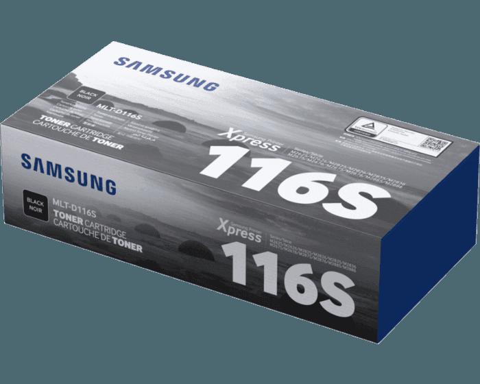 Cartucho de Tóner Samsung MLT-D116S Negro