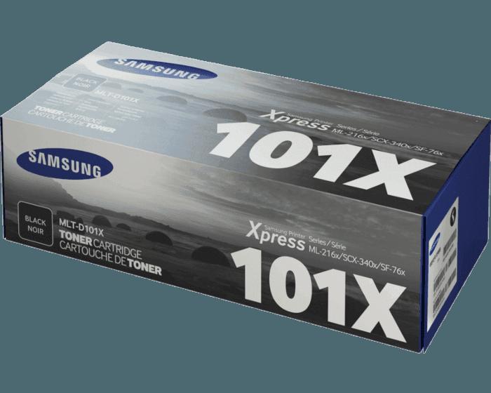 Cartucho de Tóner Samsung MLT-D101X Negro