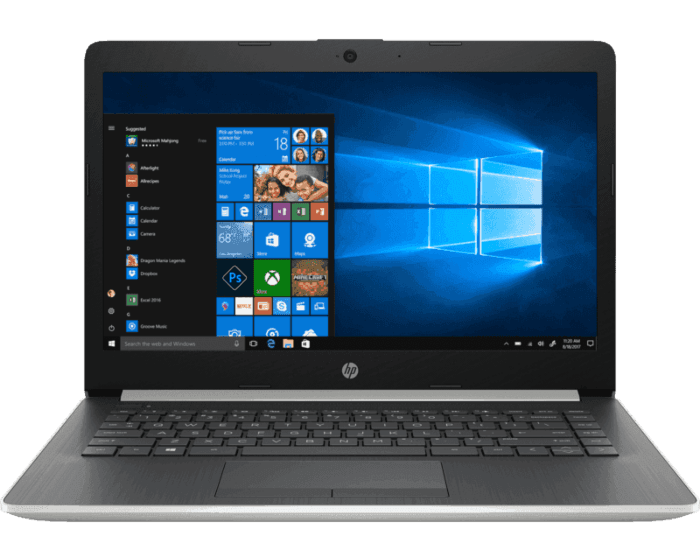 Notebook HP 14-ck0037la