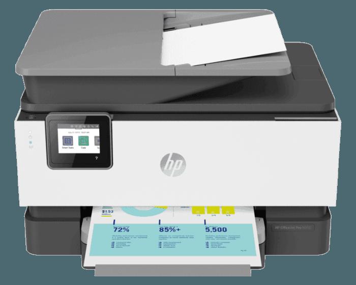 Impresora Multifuncional HP OfficeJet Pro 9010