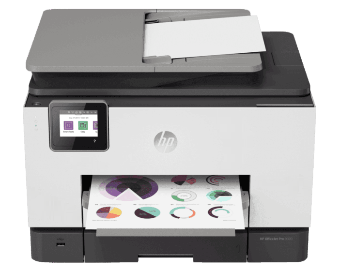 Impresora Multifuncional HP OfficeJet Pro 9020