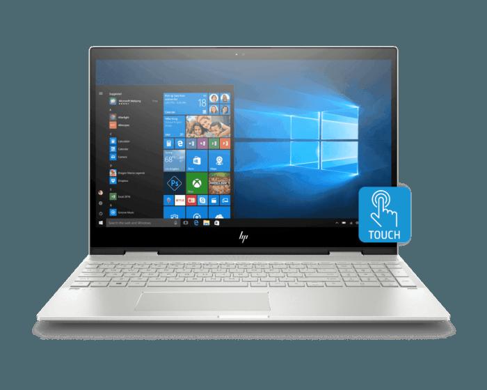 Notebook HP ENVY x360 Convertible 15-cn0001la