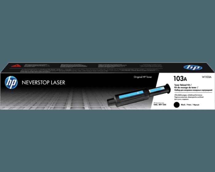 Kit de Recarga de Tóner HP Laser 103A Negro Original