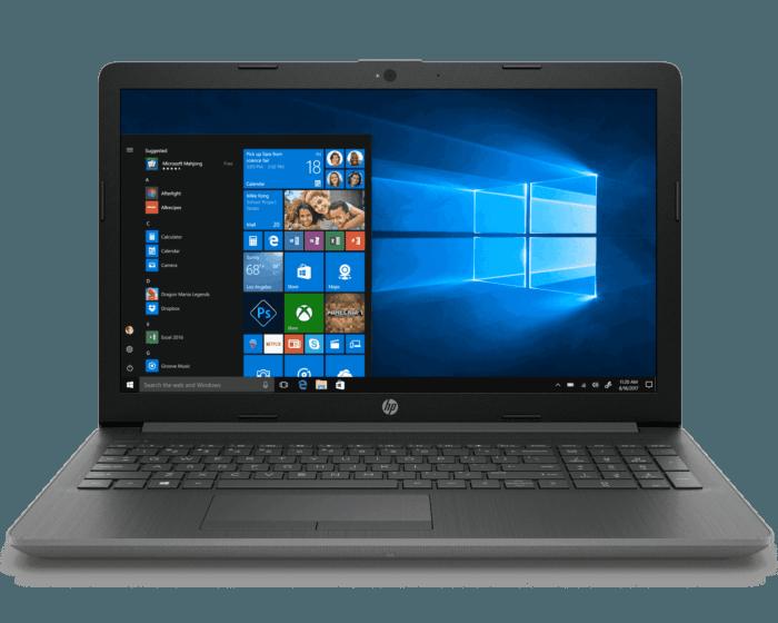 Notebook HP 15-da0039la