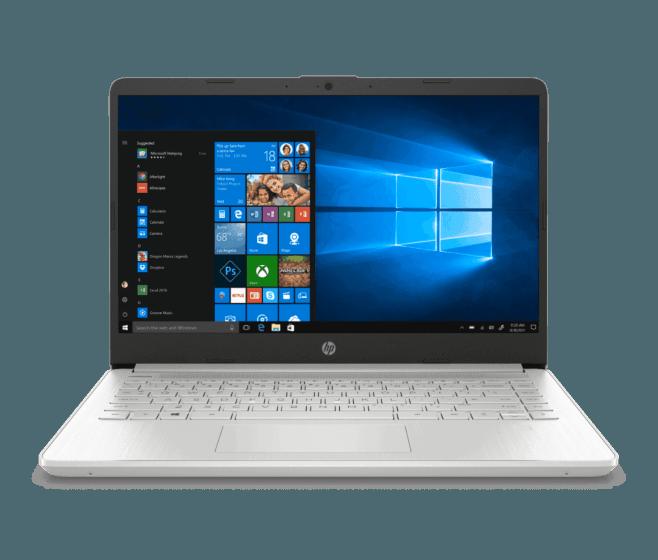 Notebook HP 14-dq1016la