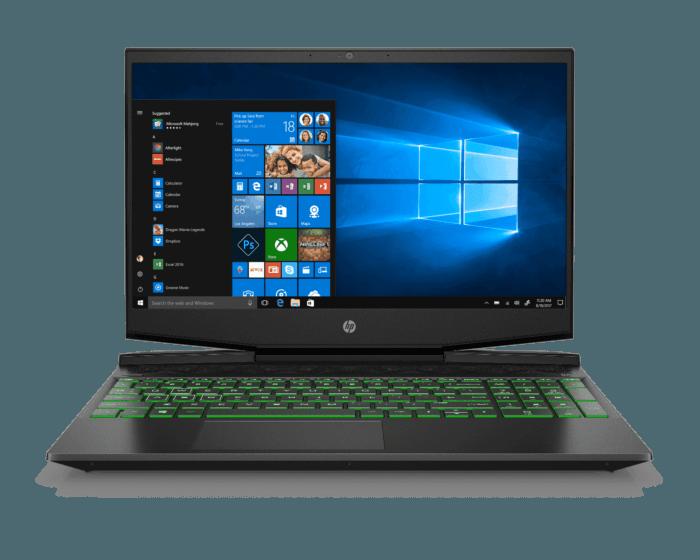 Notebook HP Pavilion Gaming 15-dk0005la