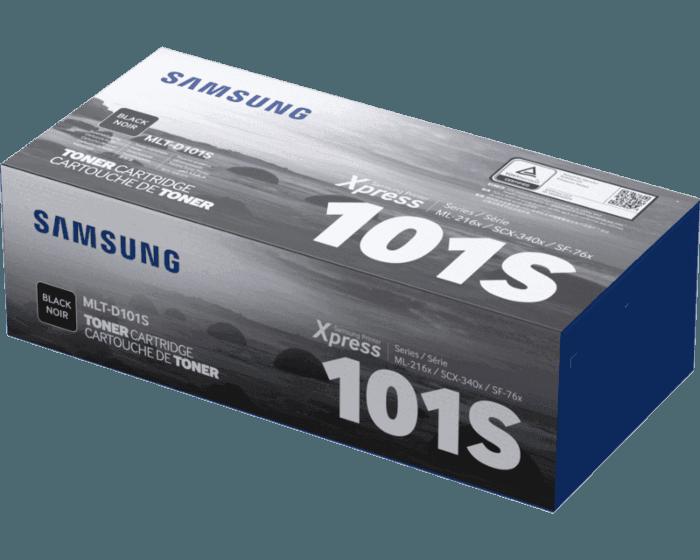 Cartucho de Tóner Samsung MLT-D101S Negro