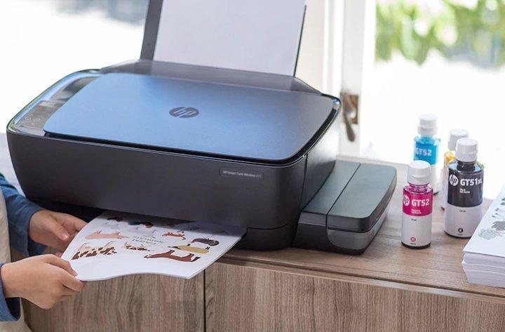 Impresión de alto volumen con las impresoras HP de la serie Ink Tank