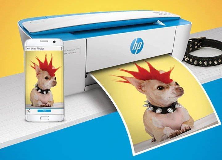 Impresora HP Ink Advantage 3775
