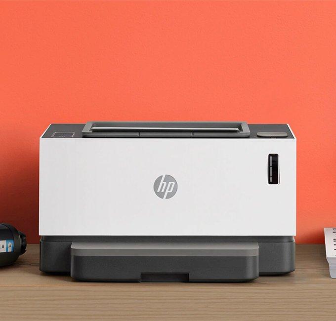 HP Neverstop Laser | La primera impresora láser HP con tanque de tóner
